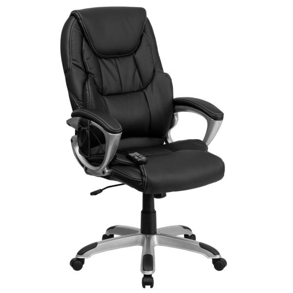 Flash Furniture Black Office/Desk Chair CGA-BT-9198-BL-HD