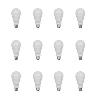 300-Watt Equivalent A23 ENERGY STAR LED Bright Light Bulb in Daylight (5000K) (12-Pack)