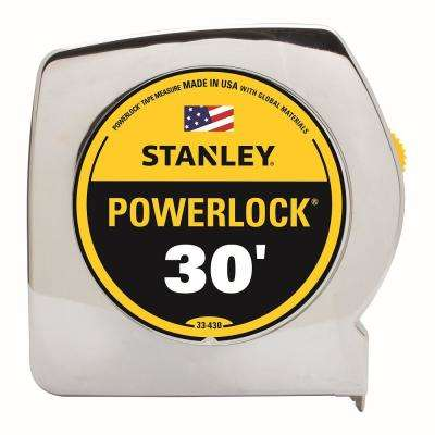 PowerLock 30 ft. x 1 in. Tape Measure