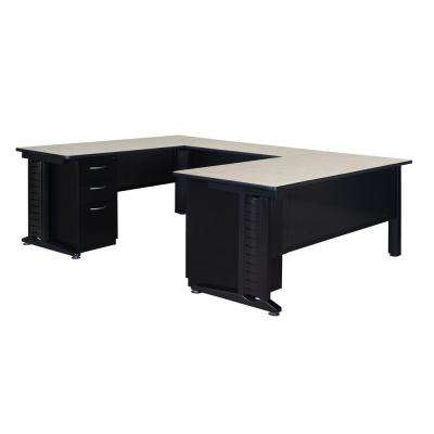 Metal - Desks - Home Office Furniture - The Home Depot