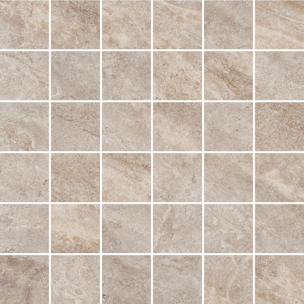 Caledonia Gris 12 in. x 12 in. x 8.5 mm Porcelain