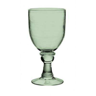 18.4 oz. 6-Piece Cordoba Recycled Green Goblet Set