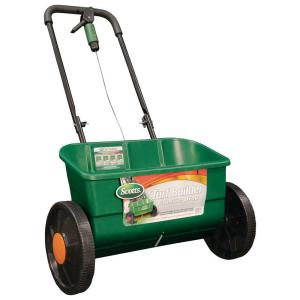 Scotts Turf Builder Classic Drop Spreader 76565 The Home