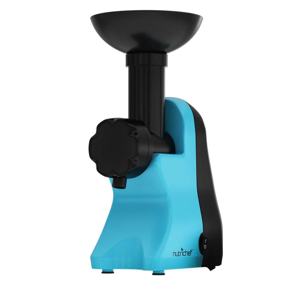 150-Watt Black Electric Soft Serve and Sorbet Frozen Dessert Maker