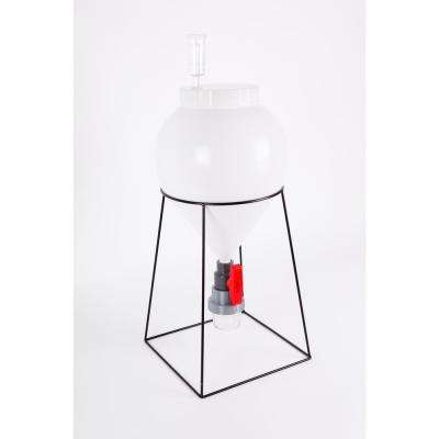 3 Gal. Conical Fermenter Home-Brew Kit - Primary/Secondary Fermenter/Small Batch 1 Gal. Fermenter with Stand