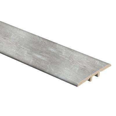 Scratch Stone 1/3 in. Thick x 1-3/4 in. Wide x 72 in. Length Vinyl T-Molding