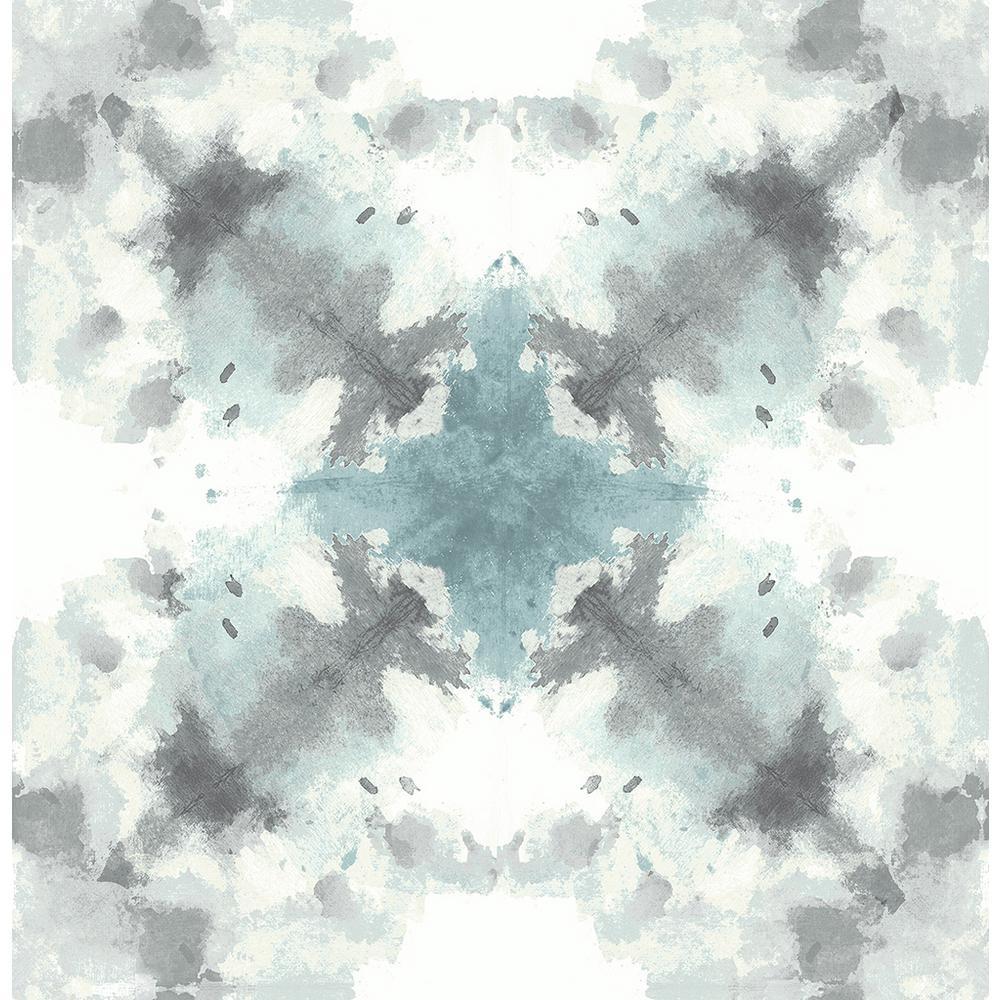 NuWallpaper 8 in. x 10 in. Nirvana Peel and Stick Wallpaper