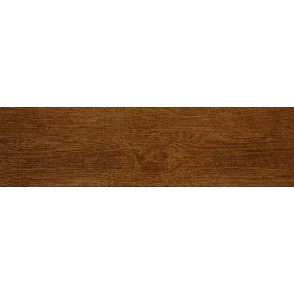 Sonoma Pine 6 in. x 24 in. Glazed Ceramic Floor and Wall Tile (14 sq. ft. / case)