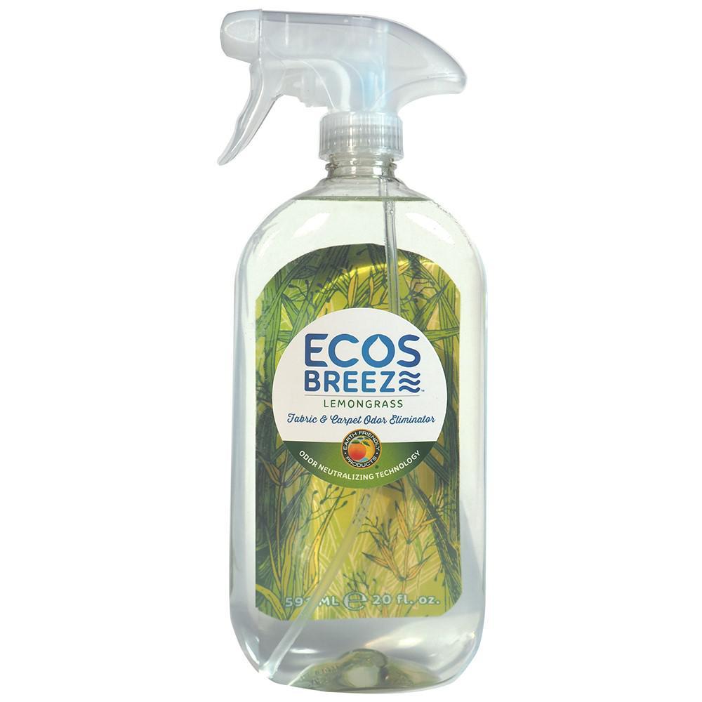 20 oz. Lemongrass ECOSBreeze Odor Eliminator Trigger Spray
