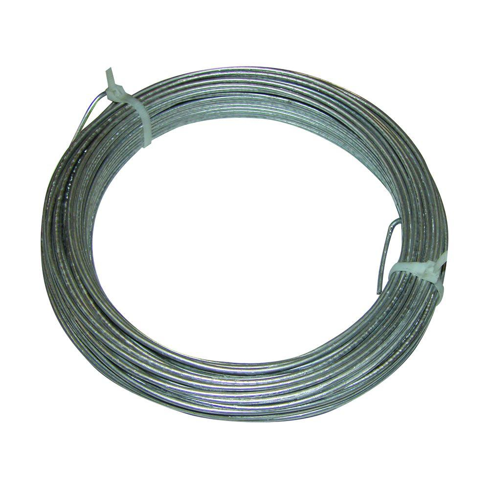 Field Guardian 50 ft. Coil of 12.5-Gauge Ground Wire for Lead Out ...