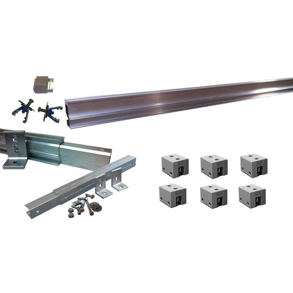 null 1,000-Watt Additional Tilt Racking System (Standing Seam)-DISCONTINUED