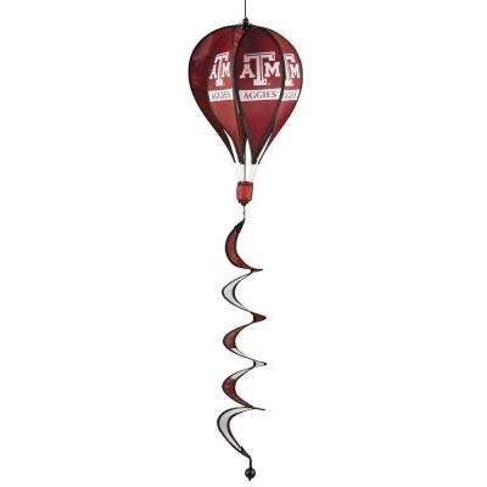 NCAA Texas A&M Aggies Hot Air Balloon Spinner