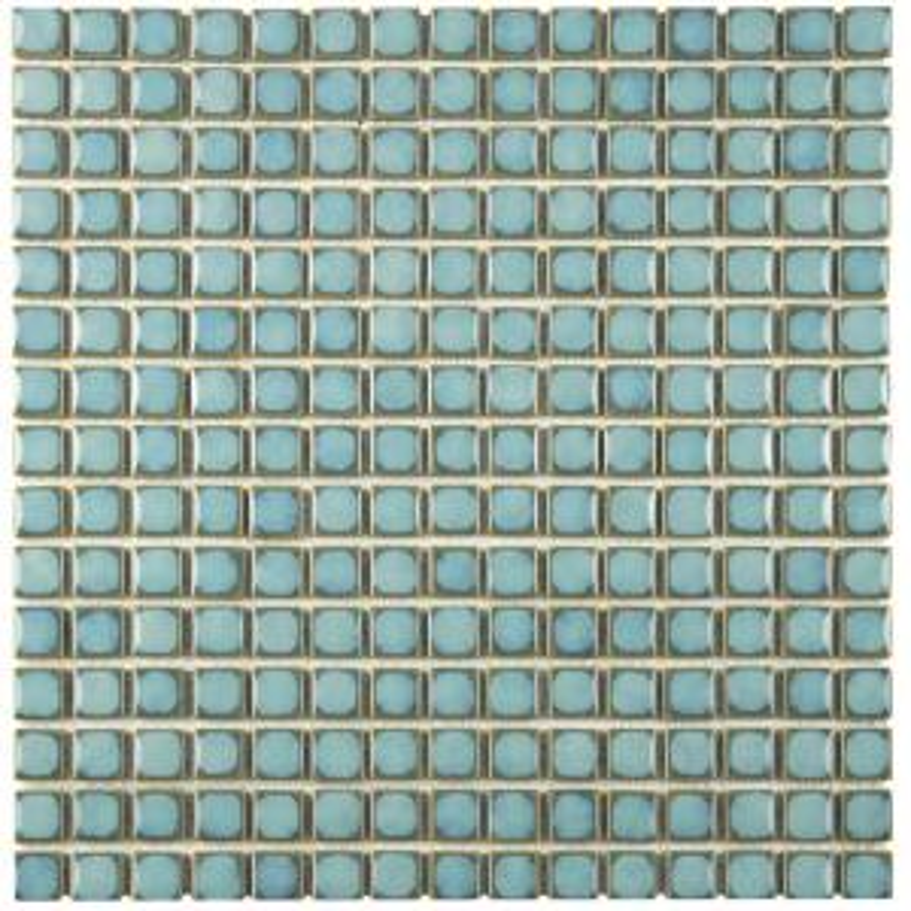 Hudson Edge Marine 12 in. x 12 in. Porcelain Mosaic Tile (10.85 sq. ft. / Case)