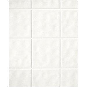 Hardboard Thrifty White Tile Board HDDPTW48   The Home Depot Part 67
