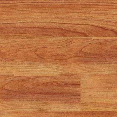 Take Home Sample - Lincoln Stonecroft Cherry Laminate Flooring - 7-5/8 in. x 10 in.