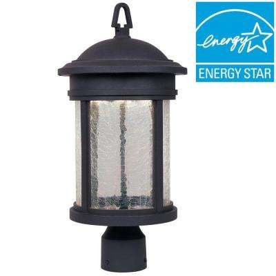 Eagle Collection Outdoor Oil Rubbed Bronze Post Lantern