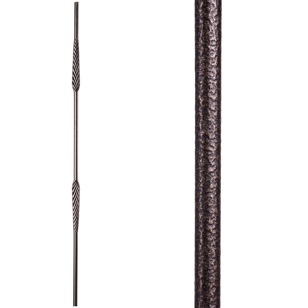 Iron Stair Balusters Stair Parts The Home Depot