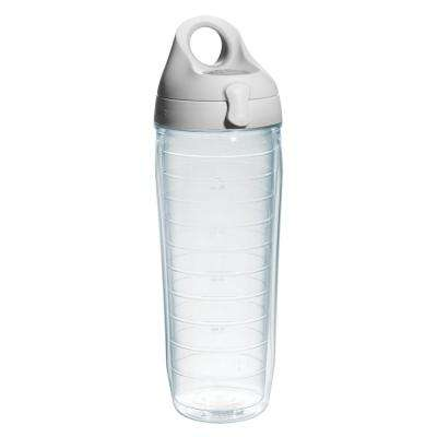 24 oz. Clear Water Bottle