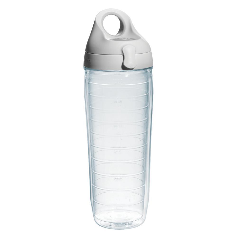 24 oz. Clear Water Bottle