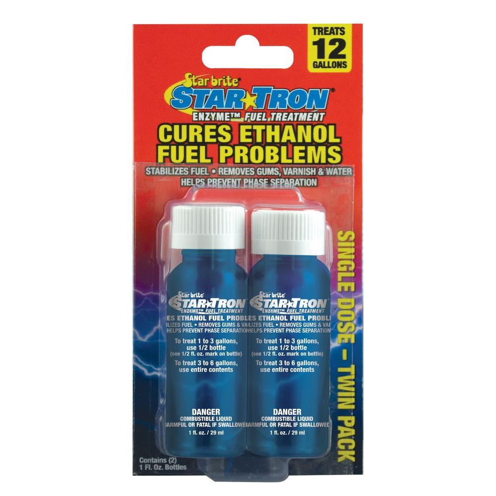 Star Tron 1 oz. Fuel Treatment Shooter (2-Pack)