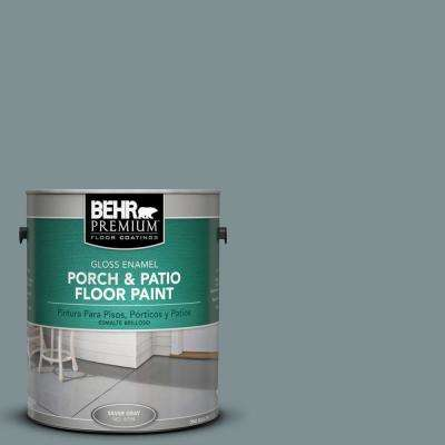 740f 4 Dark Storm Cloud Gloss Porch And Patio Floor Paint