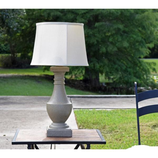 Coquina Outdoor Table Lamp