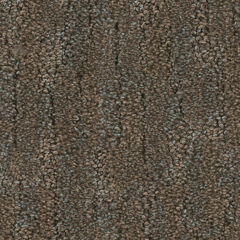 Carpet Sample - Top End - Color Range Pattern 8 in. x 8 in.