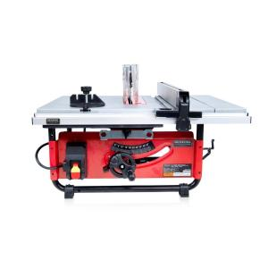 Skil 15 Amp Corded Electric 10 in  Table Saw with Folding Stand-3410