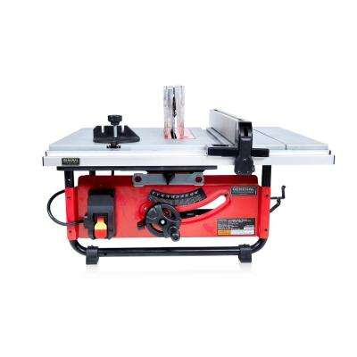 15 Amp 10 in. Commercial Bench-Top Table Saw
