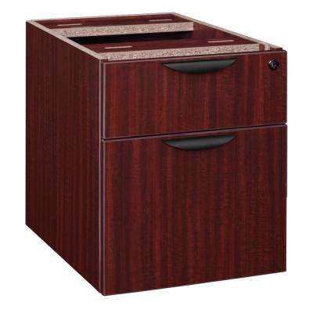Legacy Mahogany Box File Pedestal