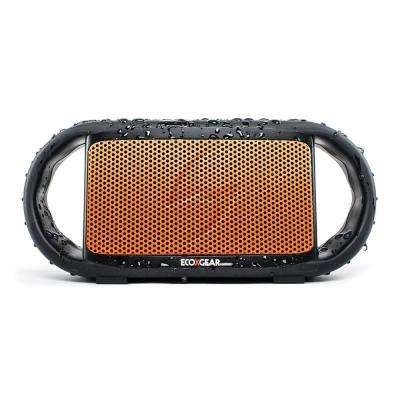 ECOXBT Bluetooth Waterproof Speaker, Orange