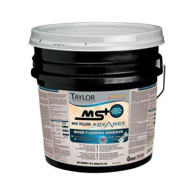 MS Plus 4 Gal. Advance Wood Flooring Adhesive