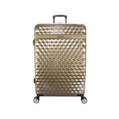 Audrey 29 in. Tan Hardside Spinner Luggage