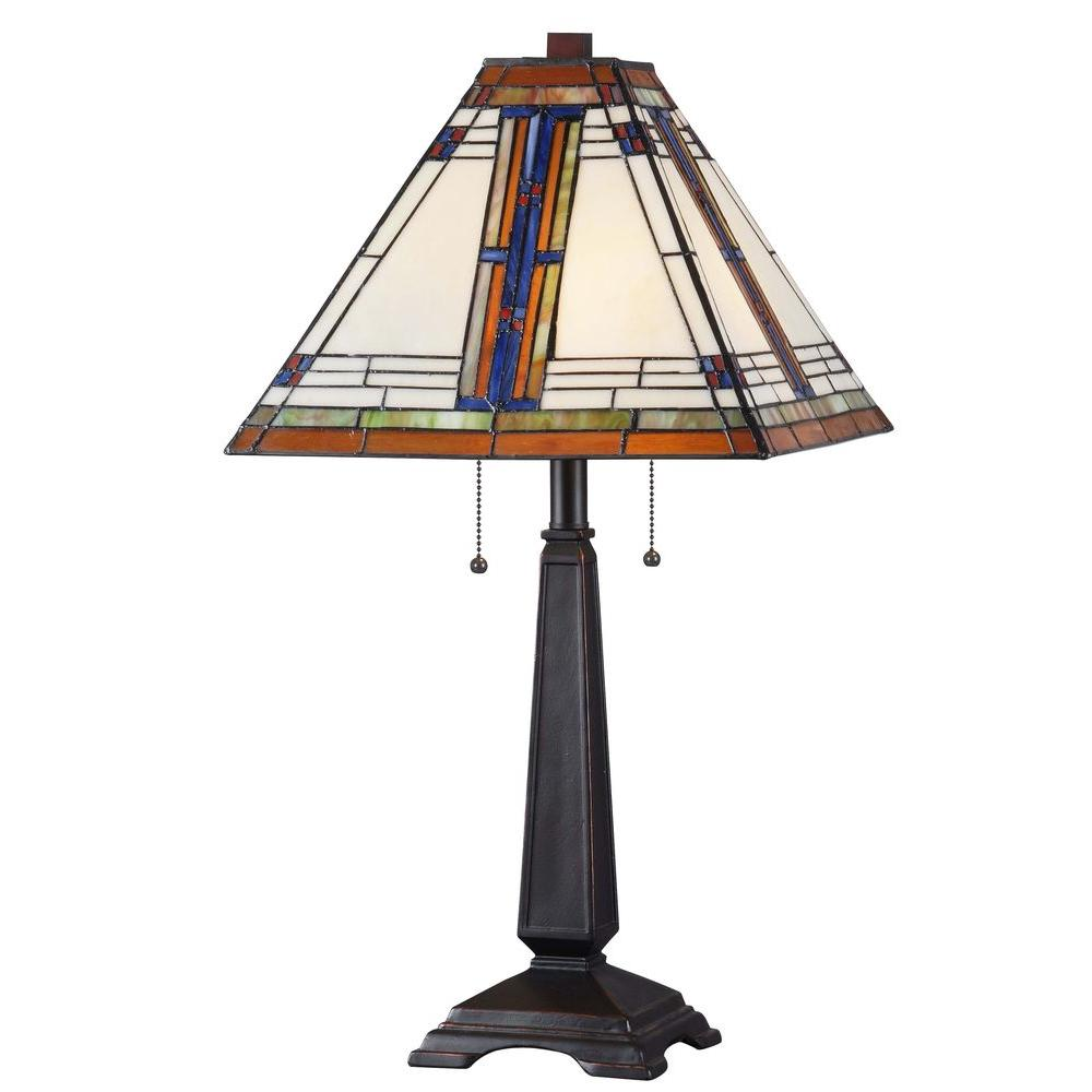 Pratt 27 in oil rubbed bronze table lamp 32286orb the home depot oil rubbed bronze table lamp 32286orb the home depot geotapseo Gallery