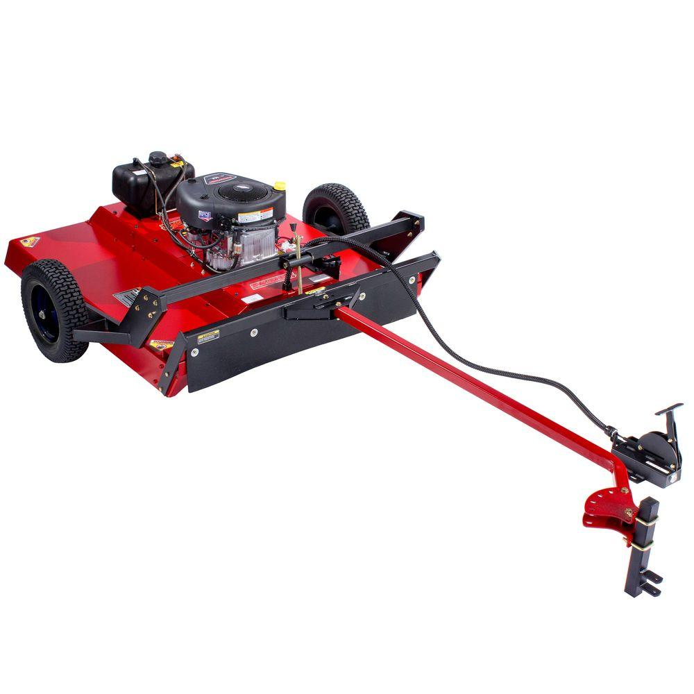 Swisher 44 in. 14.5 HP Roughcut Tow Behind Trailcutter California Compliant-DISCONTINUED