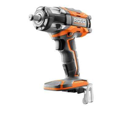 18-Volt OCTANE Cordless Brushless 1/2 in. Impact Wrench (Tool-Only) with Belt Clip