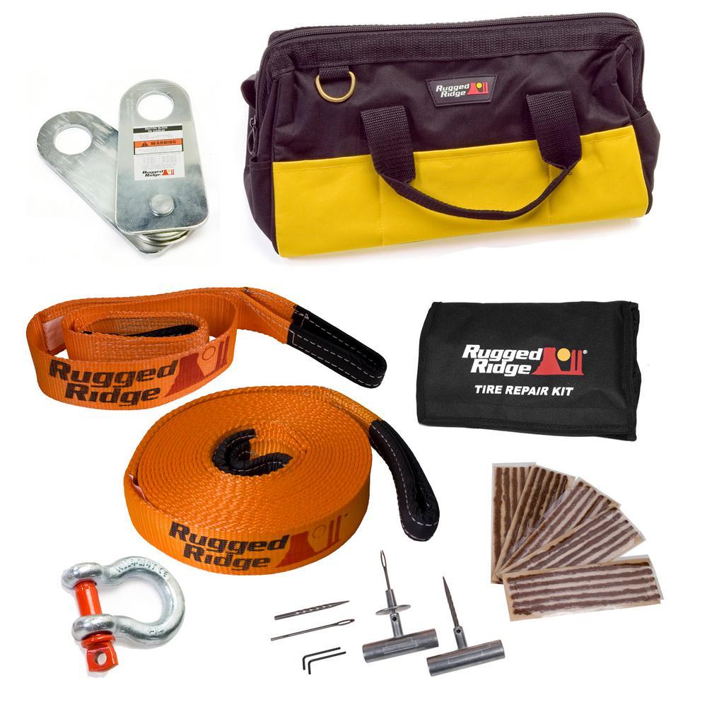 Rugged ATV/UTV Standard Recovery Gear Kit