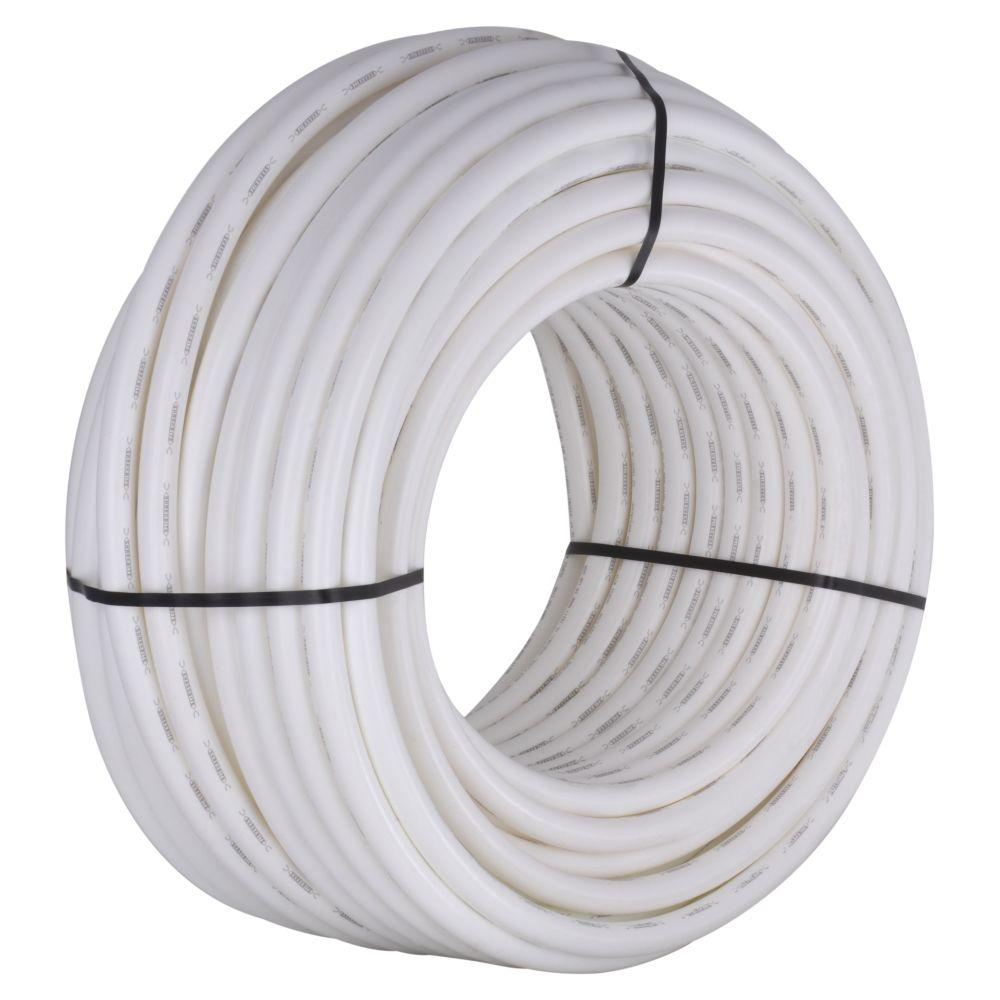 1 in. x 300 ft. White PEX Pipe