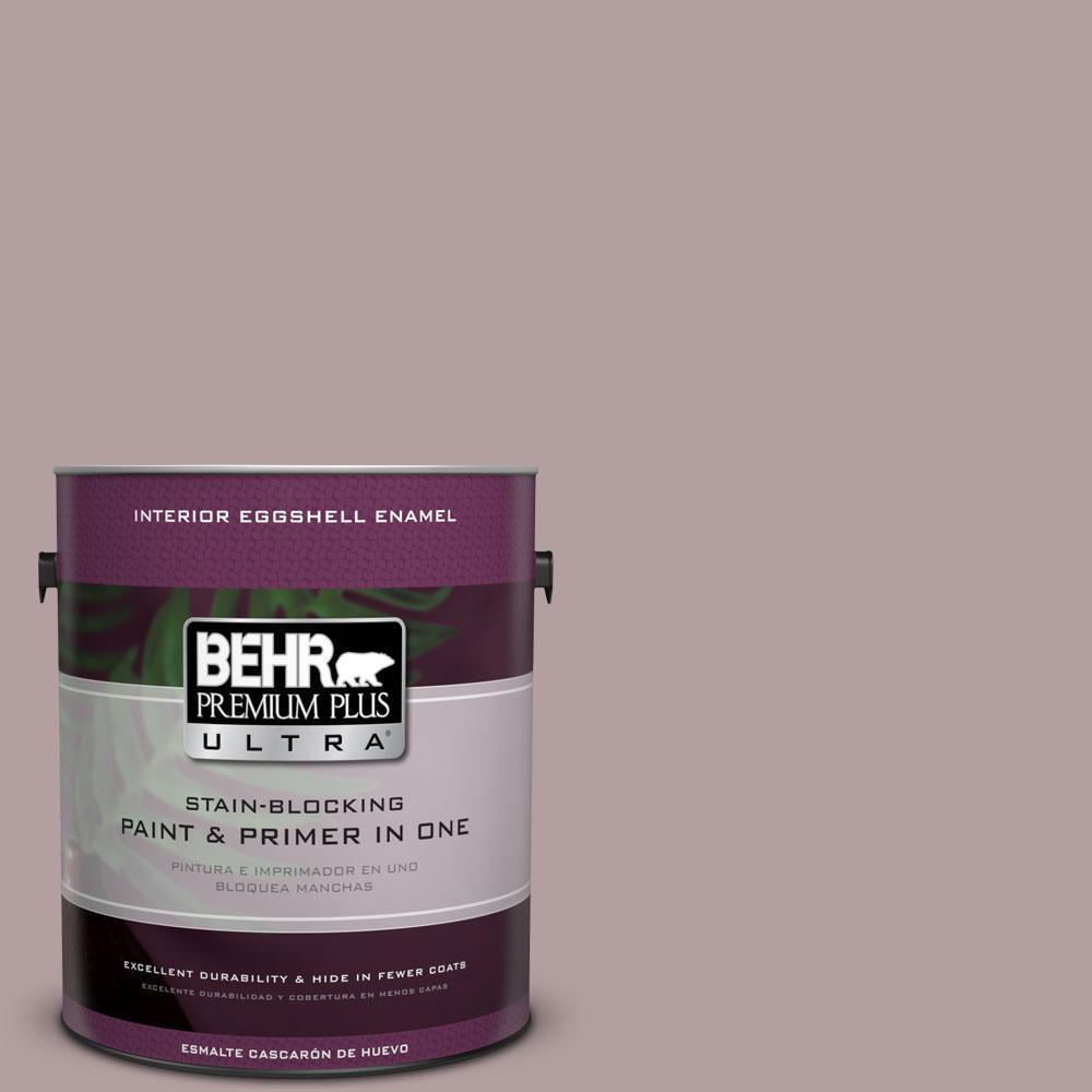 BEHR Premium Plus Ultra Home Decorators Collection 1-gal. #HDC-CT-18 Violet Vista Eggshell Enamel Interior Paint