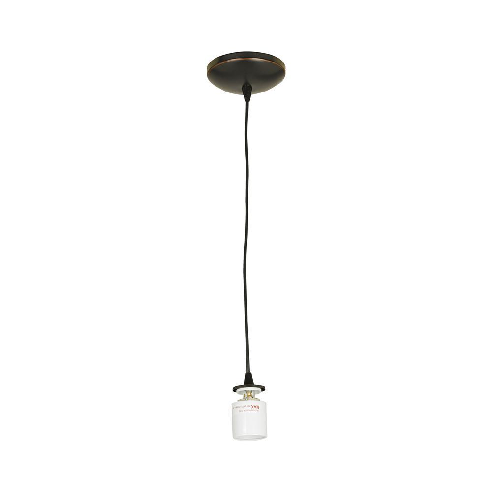 Access Lighting Sydney 12-Watt Oil Rubbed Bronze Integrated LED Pendant (4000K)