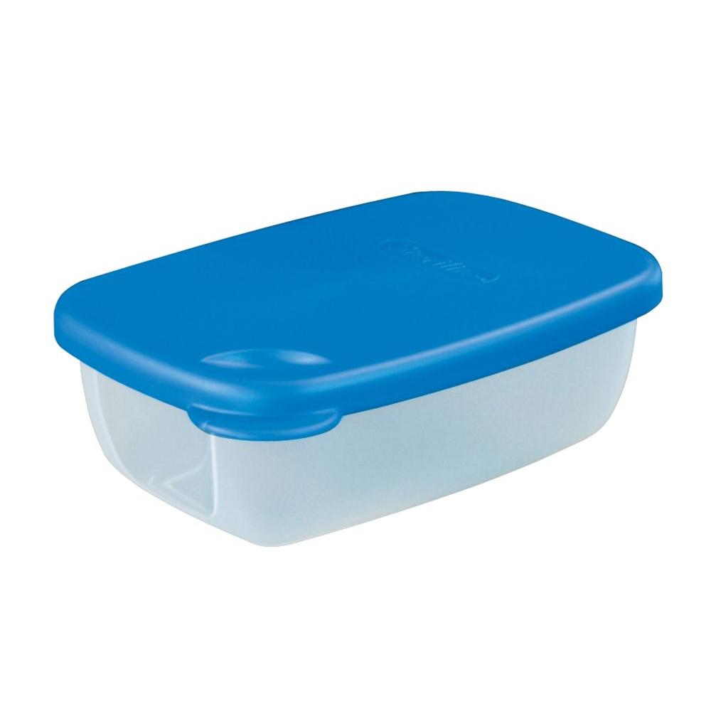 Sterilite Flavor Savers 1-1/2 Cup Rectangle Food Storage Container (12-Pack)-DISCONTINUED