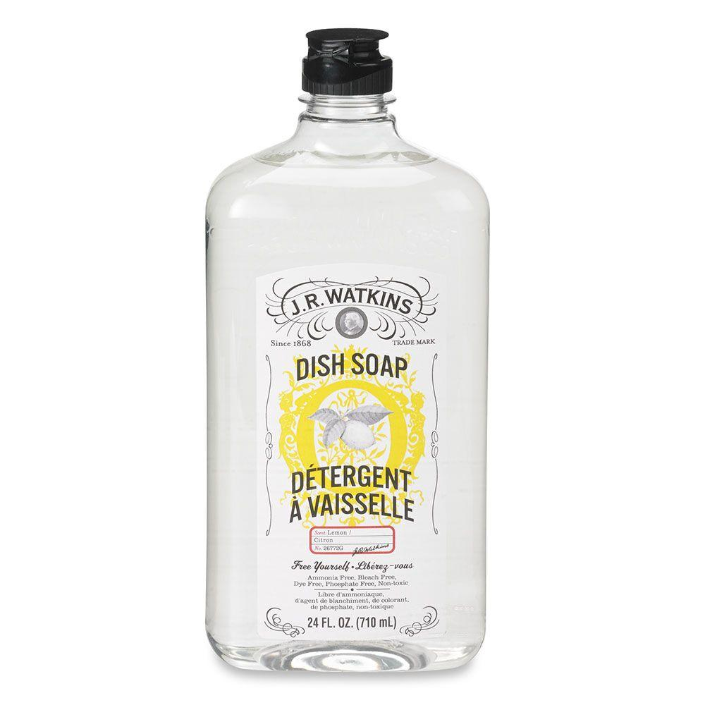 Lemon Dish Soap