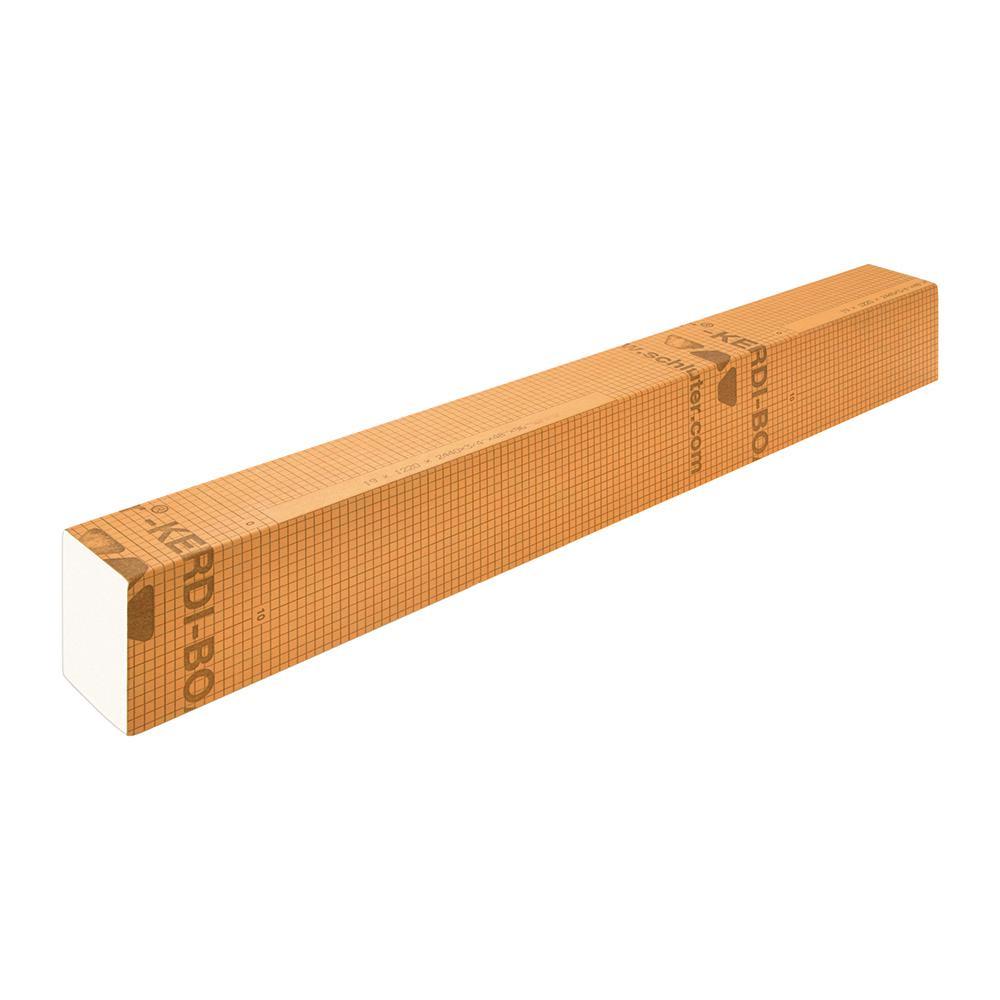 Kerdi-Board-SC 60 in. x 6 in. x 4-1/2 in. Shower Curb