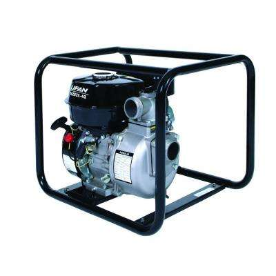 2 in. 6.5 HP Gas-Powered Utility Water Pump