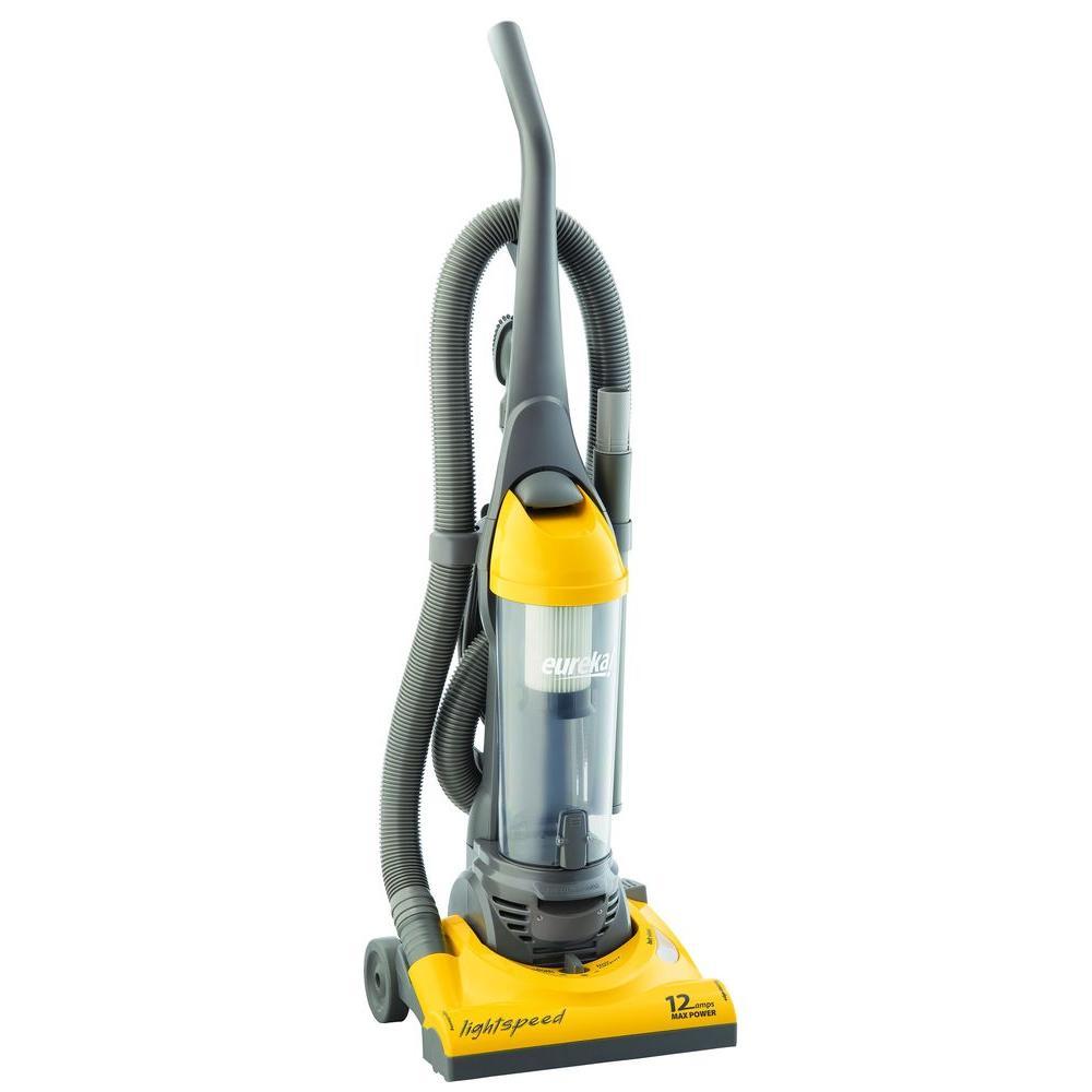Eureka LightSpeed Bagless 12 Amp Upright Vacuum Cleaner-DISCONTINUED
