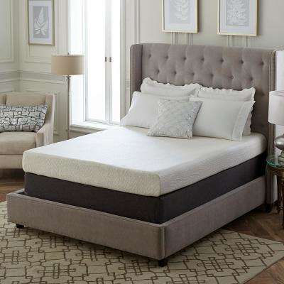 Classic Twin XL-Size 8 in. Memory Foam Mattress