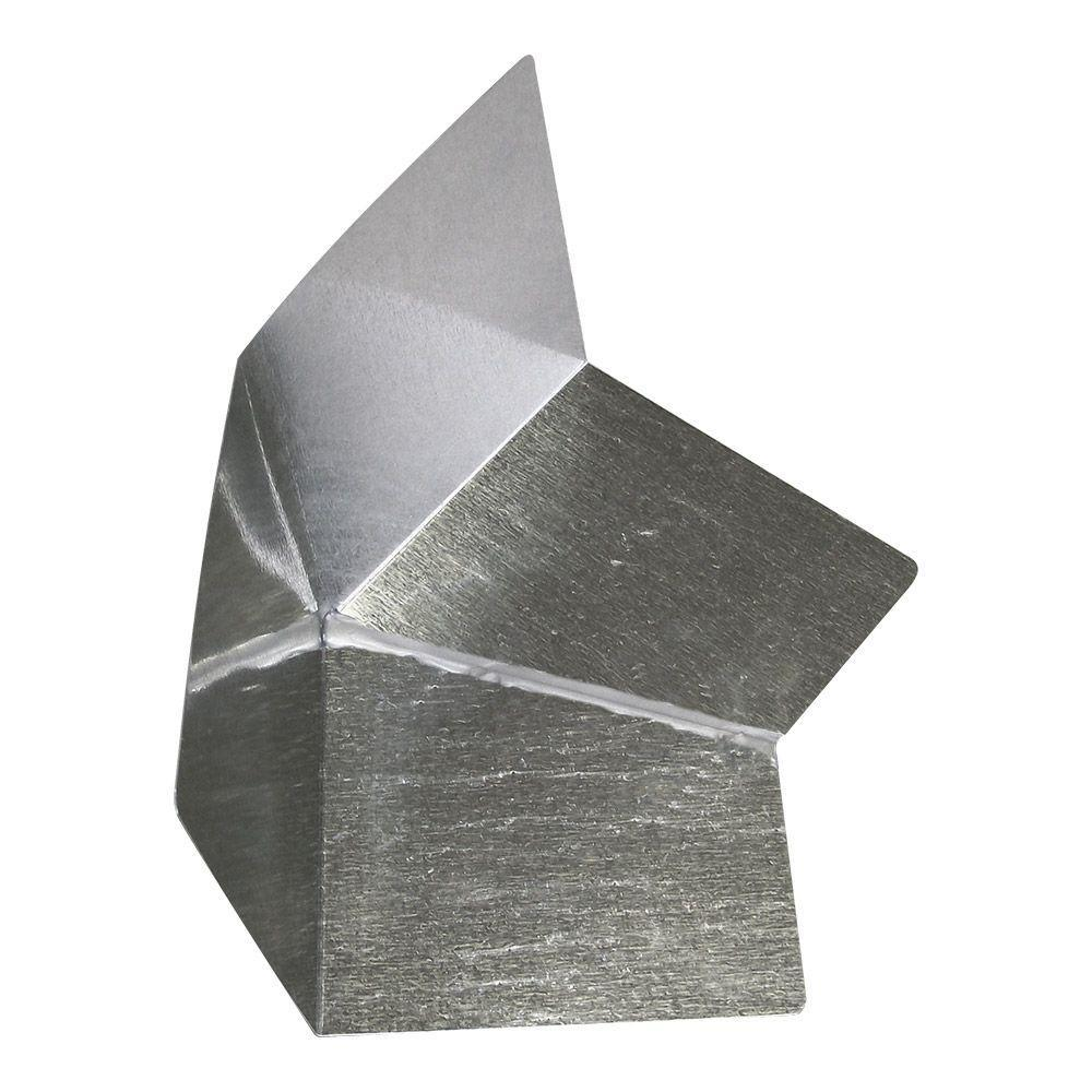 Gibraltar Building Products 4 In X 4 In X 8 In