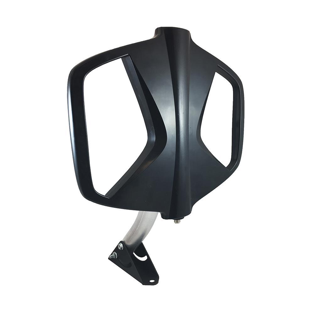 Zenith Indoor/Outdoor Omni-Directional TV Antenna in Black
