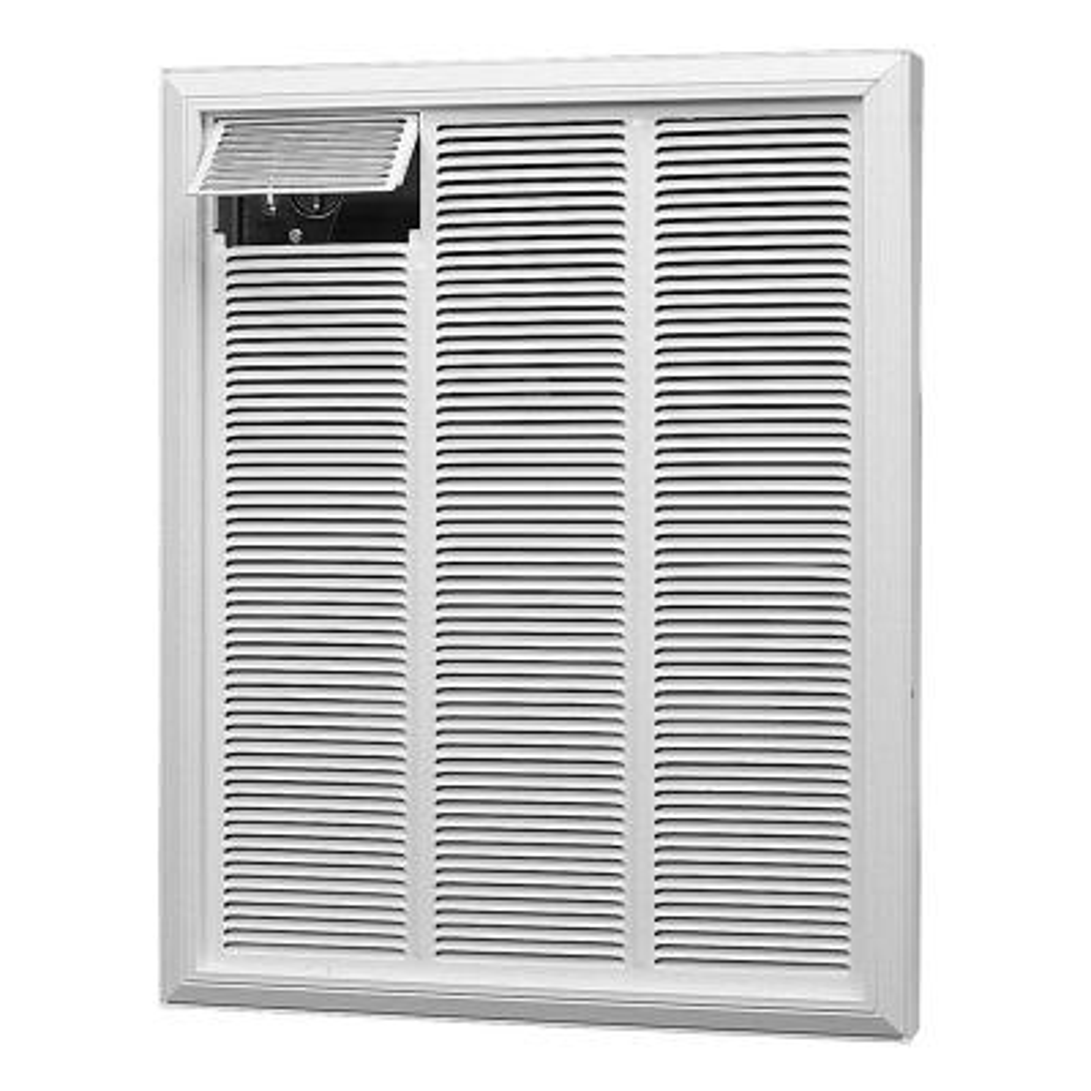 RFI Commercial 16378 BTU 240-Volt 4800-Watt/3600-Watt Fan-Forced Electric Heater