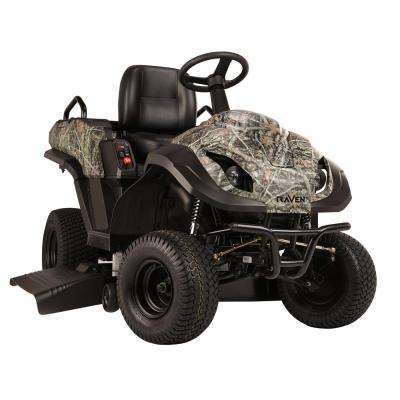 7100S Hybrid Riding Lawnmower Power Generator and Utility Vehicle